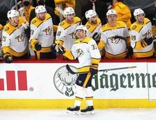 NHL. Urodzinowy hat-trick Viktora Arvidssona