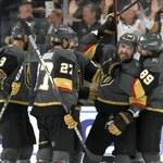 NHL. Vegas Golden Knights w najlepszej czwórce