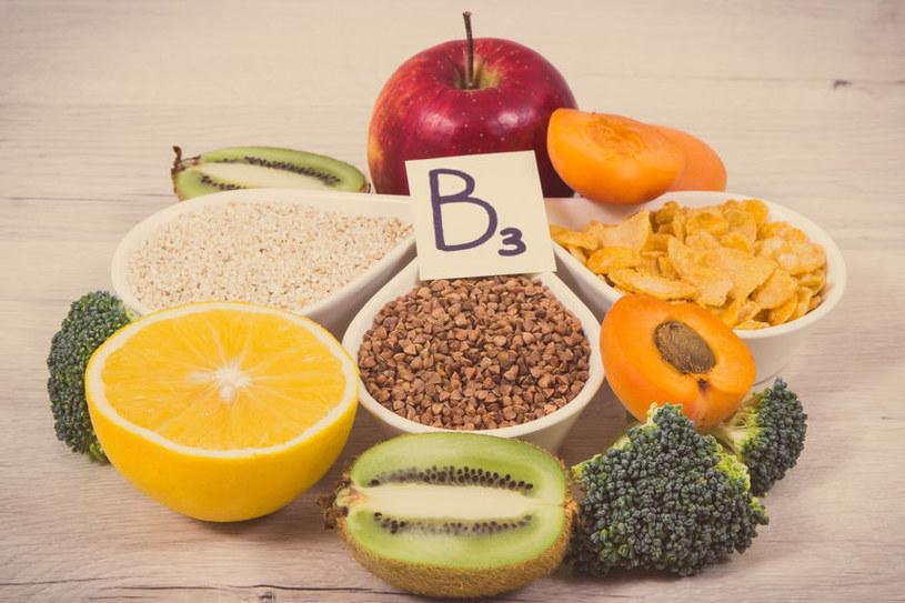 Niacyna jest obecna w wielu produktach spożywczych /123RF/PICSEL