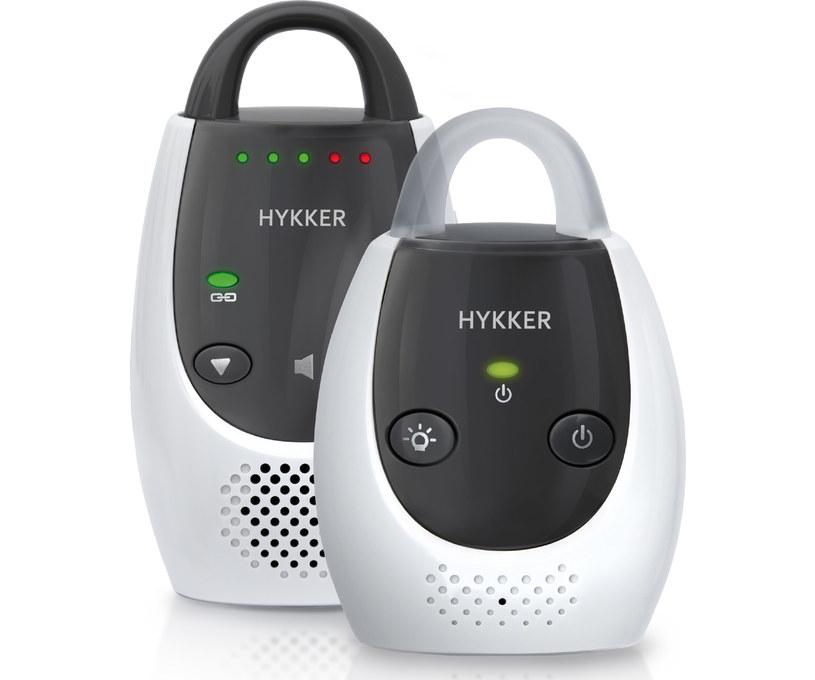 Niania elektroniczna BabyCare marki Hykker /materiały prasowe