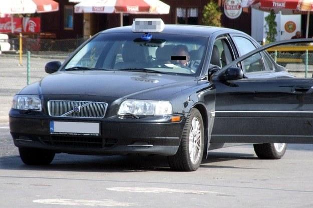 Niby-taksówka /RMF