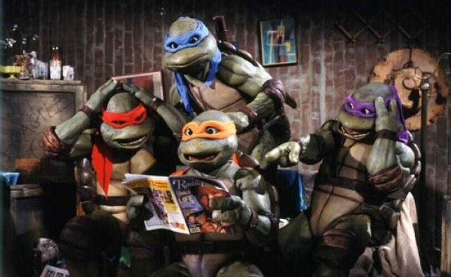 Nic już snuje plany o ręcznie robionym stroju jednego z Żółwi Ninja /materiały prasowe