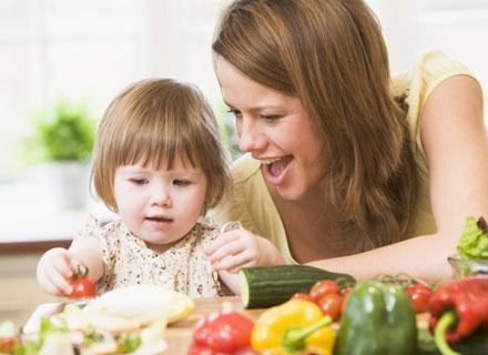 Nic tak nie wzmocni organizmu dziecka, jak codzienna porcja witamin /© Panthermedia