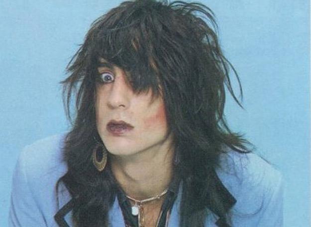 """Nicholas """"Razzle"""" Dingley (Hanoi Rocks) miał zaledwie 24 lata /"""