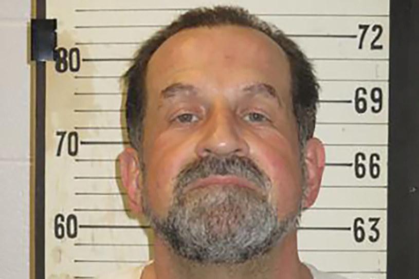 Nicholas Todd Sutton w więzieniu. / Tennessee Department of Correction /Agencja FORUM