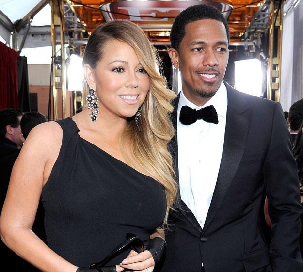 Nick Cannon i Mariah Carey czekali z seksem aż do ślubu (fot. Kevork Djansezian) /Getty Images/Flash Press Media