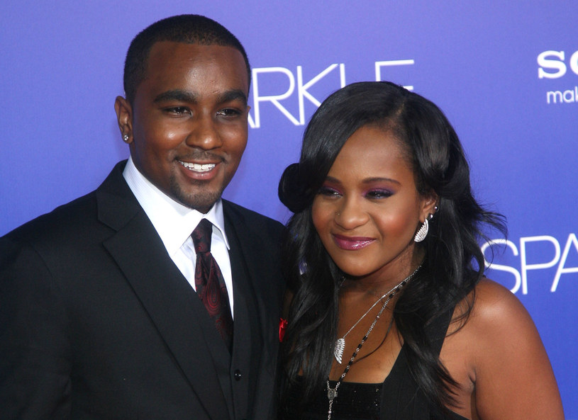 Nick Gordon i Bobbi Kristina Brown /Getty Images