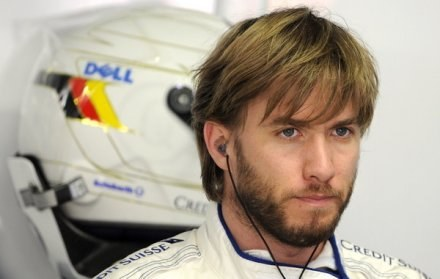 Nick Heidfeld /AFP