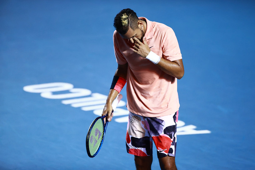Nick Kyrgios /Getty Images