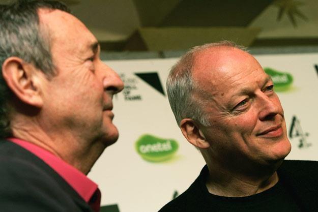 Nick Mason i David Gilmour z Pink Floyd (fot. MJ Kim) /Getty Images
