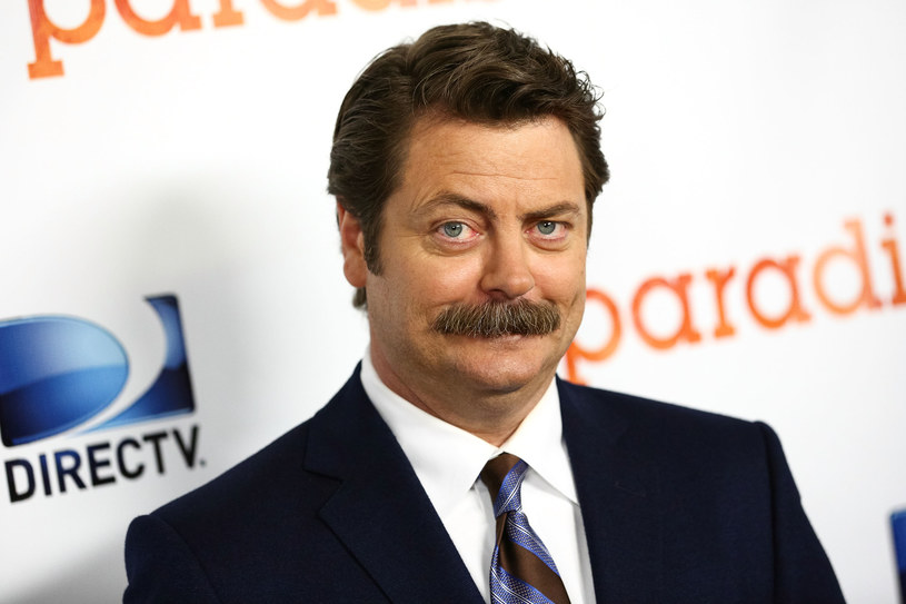 Nick Offerman /Imeh Akpanudosen /Getty Images