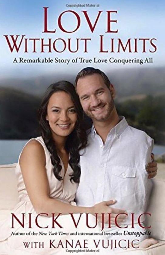 Nick razem z żoną Kanae swoją historię opisali w książce /facebook.com