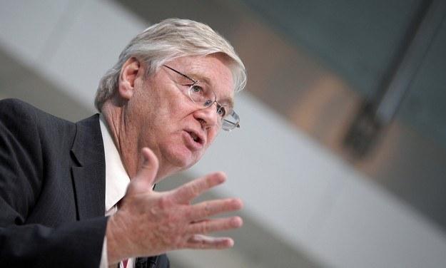 Nick Reilly ogłasza program dożywotniej gwarancji /AFP