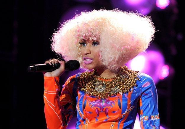 Nicki Minaj jako dziecko żyła w strachu fot. Kevin Winter /Getty Images/Flash Press Media