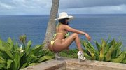 Nicki Minaj pozdrawia z wakacji
