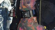 Nicki Minaj świeciła biustem na ściance!
