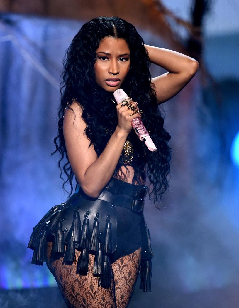 Nicki Minaj w najnowszym utworze dotyka bolesnych wspomnień /Kevin Winter /Getty Images