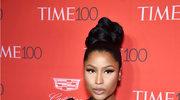 """Nicki Minaj zaskoczyła na gali magazynu """"Time"""""""