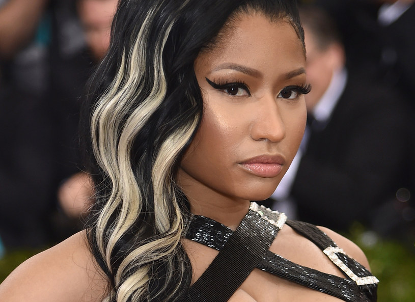 Nicki Minaj /Getty Images