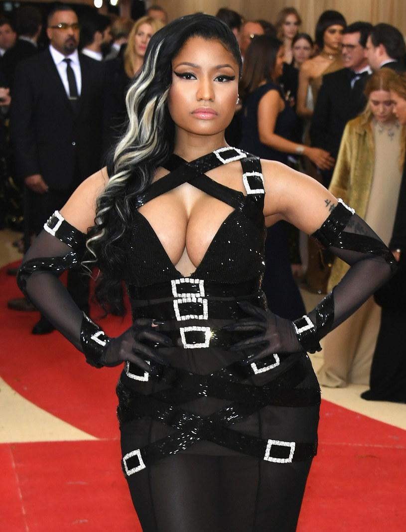 Nicki Minaj /Larry Busacca /Getty Images