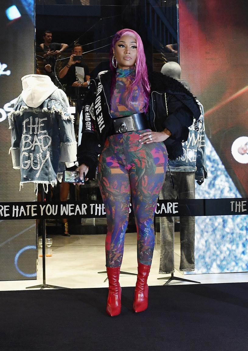 Nicki Minaj /Jacopo Raule /Getty Images