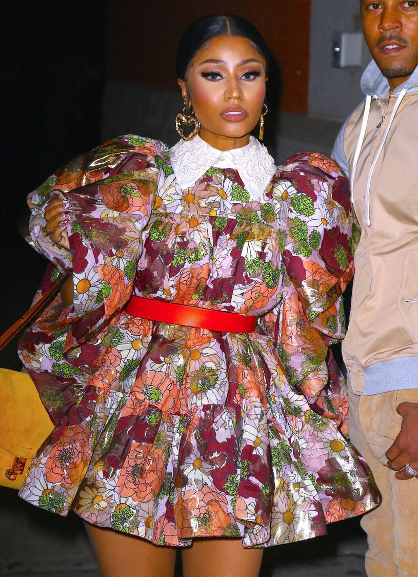 Nicki Minaj /Dylan Travis/ABACA/Abaca/East News /East News