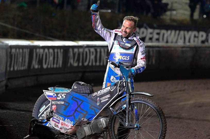 Nicki Pedersen /AFP