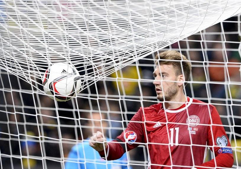 Nicklas Bendtner powróci jeszcze do poważnego futbolu? /AFP