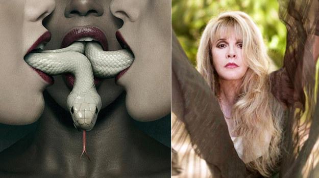 """Nicks już wkrótce pojawi się w jednym z odcinków """"American Horror Story: Sabat"""", grając """"czarownicę rocka"""", czyli... samą siebie. /Facebook/ Stevie Nicks /materiały prasowe"""