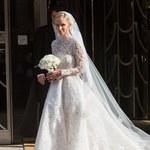 Nicky Hilton zaliczyła wpadkę na własnym ślubie!