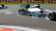 Nico Rosberg spowodował wypadek na torze. Będą konsekwencje