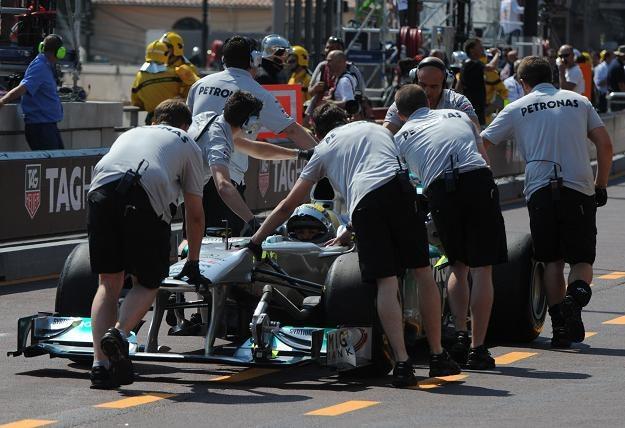 Nico Rosberg /AFP