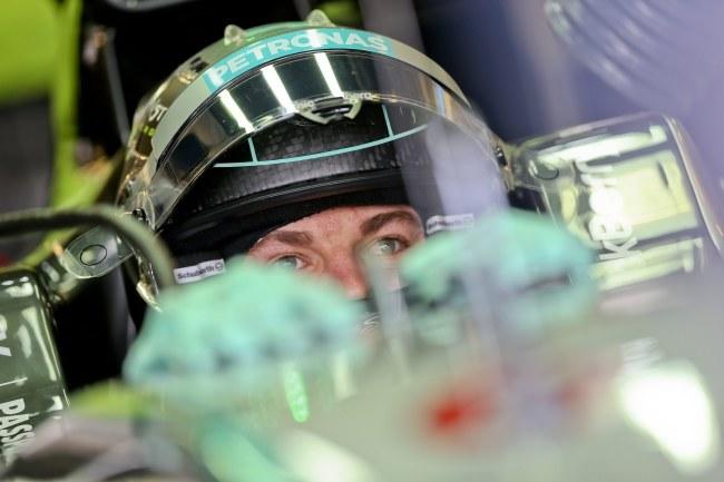 Nico Rosberg /PAP/EPA/SRDJAN SUKI /PAP/EPA