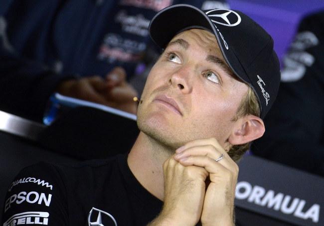 Nico Rosberg /PAP/EPA/HANS KLAUS TECHT /PAP/EPA