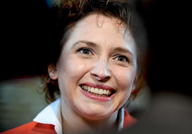 Nicola Beer, wiceprzewodnicząca Parlamentu Europejskiego z FDP /AFP