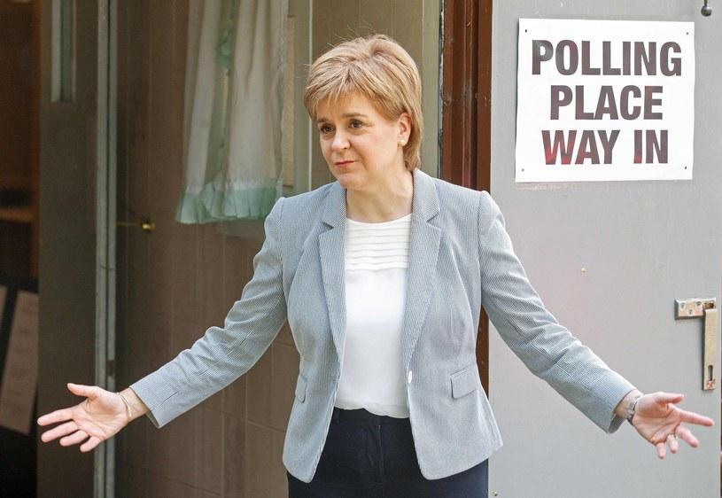 Nicola Sturgeon /AFP /East News