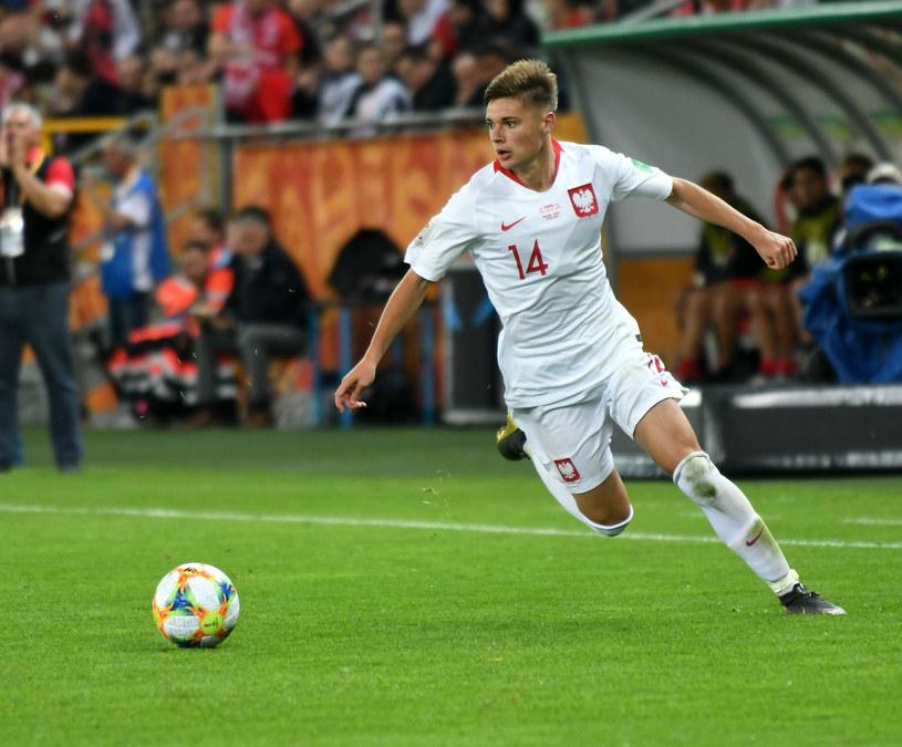 Nicola Zalewski /ANDRZEJ ZBRANIECKI /East News