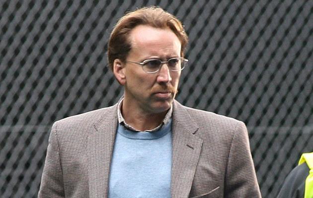 Nicolas Cage  /Splashnews