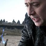 Nicolas Cage: Czaszka zamiast twarzy
