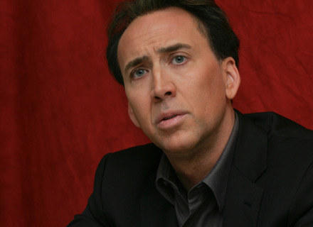 Nicolas Cage, fot. Munawar Hosain /Getty Images/Flash Press Media