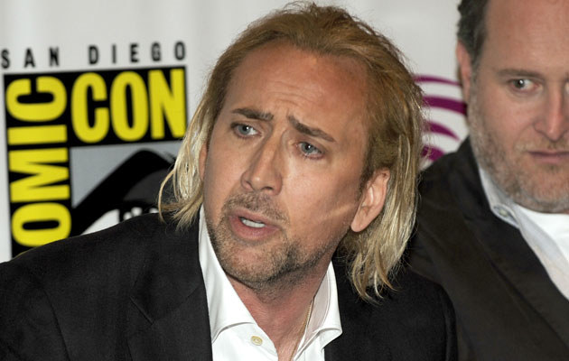 Nicolas Cage, fot. Tim Mosenfelder   /Getty Images/Flash Press Media