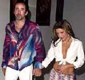 Nicolas Cage i Lisa Marie Presley rozwodzą się /INTERIA.PL