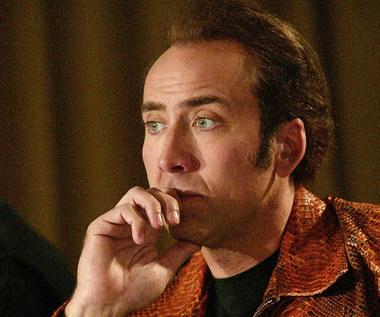 Nicolas Cage nie zamierza oglądać filmu, w którym gra samego siebie