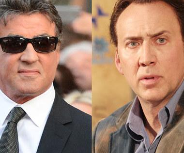 """Nicolas Cage w """"Niezniszczalnych 3"""""""
