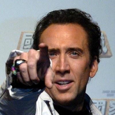 Nicolas Cage /Variety