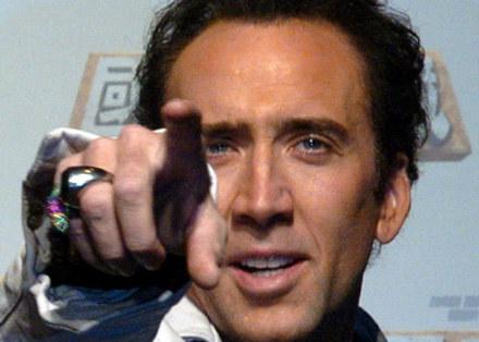 Nicolas Cage /AFP