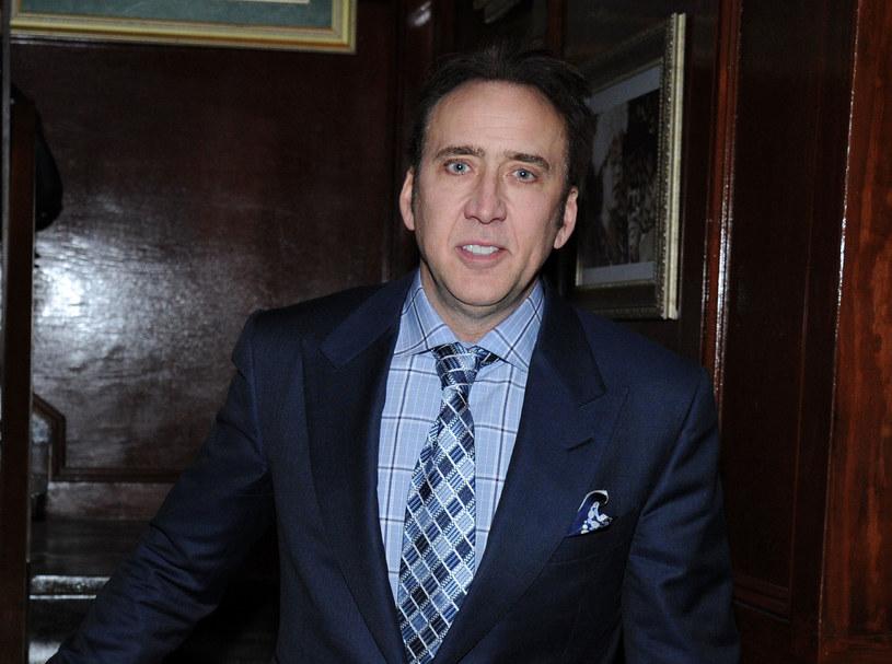 Nicolas Cage /Ilya S. Savenok /Getty Images