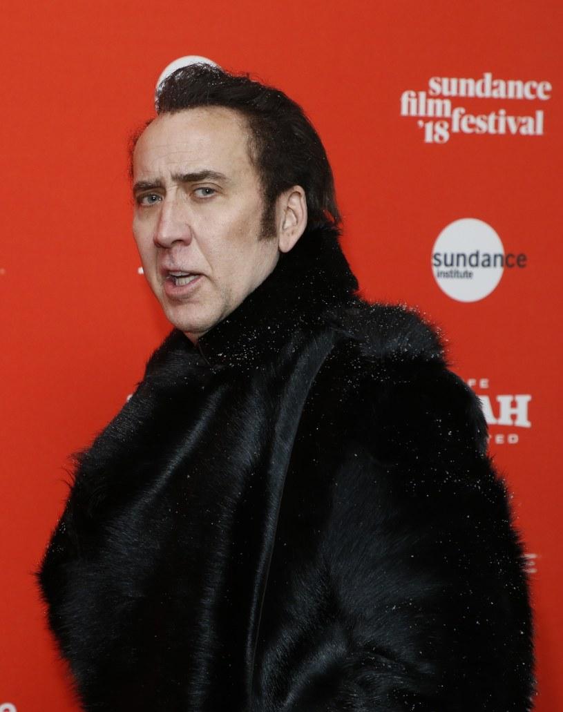 Nicolas Cage /East News