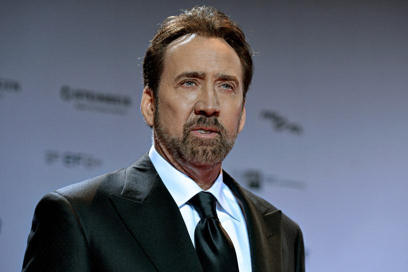 Nicolas Cage /Sascha Steinbach /Getty Images