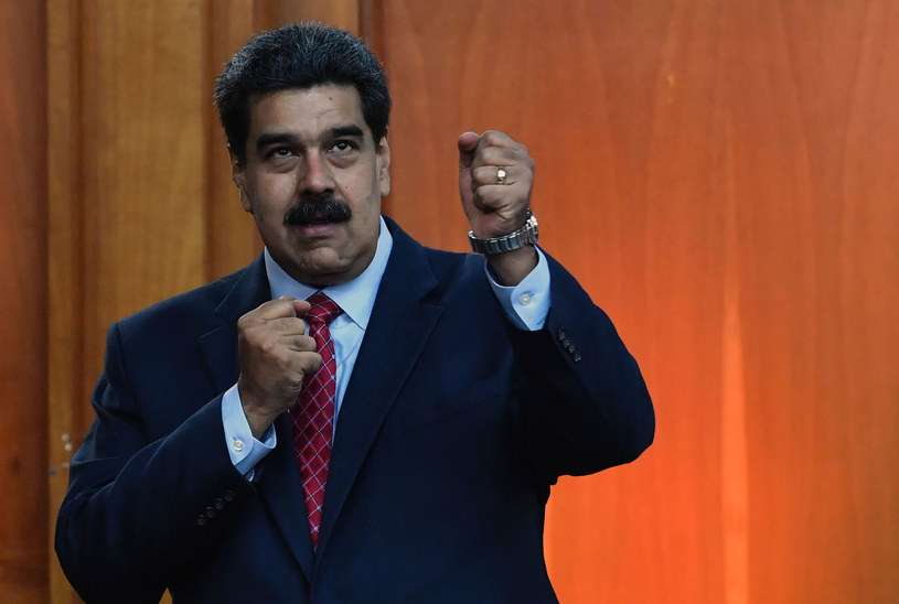 Nicolas Maduro /AFP